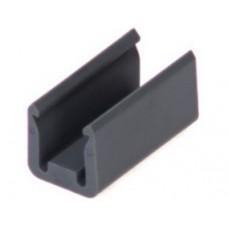 15-5971-007 Клипса пластиковая для монтажа разъема плоского Aspock P&R-коннектор